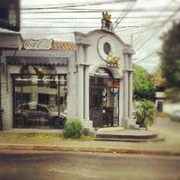 Photo taken at La O Bar by Ricardo T. on 11/12/2012