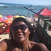 Photo taken at Praia do Pirui by Patricia N. on 9/7/2015