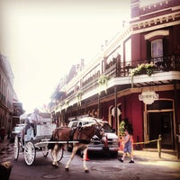 Photo taken at Muriel's Jackson Square by Sergio G. on 7/12/2013