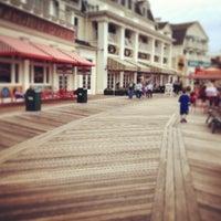 Photo taken at Disney's Boardwalk Villas by C.J. G. on 12/25/2012