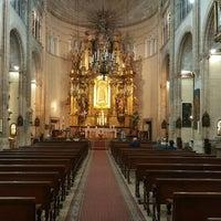 Photo taken at Església de Sant Nicolau by Christian H. on 4/14/2016