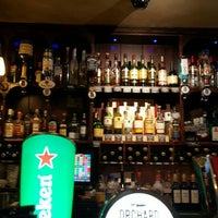 Photo taken at The Strand Bar by Christian H. on 7/4/2016