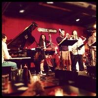 Photo taken at Jazz Standard by Alfie on 9/29/2012