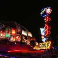 Photo taken at Universal CityWalk by Ash Y. on 3/26/2013