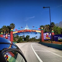Photo taken at 429 Disney World Exit by Ash Y. on 3/14/2013