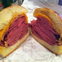 Photo taken at Centre Street Deli by Mike J. on 3/22/2013