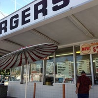 Photo taken at Burger Bar by Frank H. on 11/2/2012