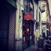 Photo taken at Café Brasilero by Thiago A. on 4/9/2013