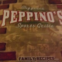Photo taken at Peppino's Sports Lounge South by Laura N. on 10/30/2012