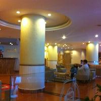 Photo taken at Pestana São Paulo Hotel by Rubens C. on 1/18/2013