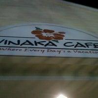Photo taken at Vinaka Cafe by Henry J. on 11/11/2012