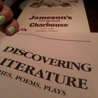 Photo taken at Jameson's Charhouse by Kari F. on 12/17/2013