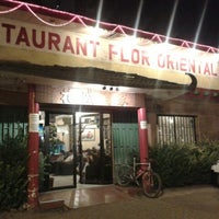 Photo taken at Restaurant Flor Oriental by Pablo K. on 3/15/2013