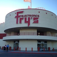 Photo taken at Fry's Electronics by Freddy Q. on 10/30/2012