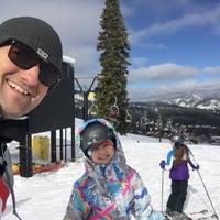Photo taken at Tahoe Donner Ski Resort by Myles B. on 1/1/2016