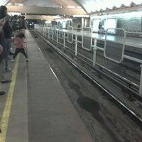 Das Foto wurde bei Metro La Cisterna von Daniela T. am 9/28/2012 aufgenommen