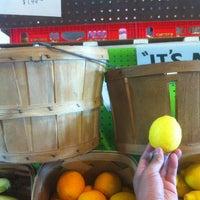 Photo taken at Five Points Market & Get Fresh Cafe by Glenn F. on 8/23/2013