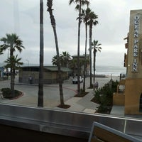 Photo taken at Firehouse Pacific Beach by Timothy R. on 6/1/2013