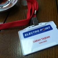 Photo taken at Electroworld İzmit by Emrah T. on 12/27/2013