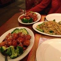 Photo taken at Mandarin Palace by Basil S. on 2/19/2013