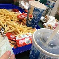 Photo taken at Burger King by BBlonde on 7/6/2013