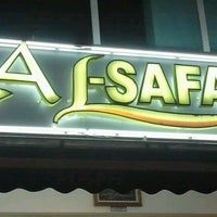 Photo taken at Restoran Al-Safa by Sentha S. on 9/19/2012