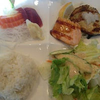 Photo taken at Cherry Sushi by Cherry C. on 1/11/2013