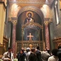 Photo taken at Roman Catholic Church of Our Saviour by Anita C. on 3/27/2016