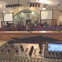 Photo taken at Northwest baptist church by Joe N. on 11/22/2014