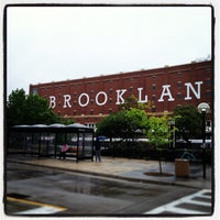 Photo taken at Brookland-CUA Metro Station by Adina L. on 4/29/2013