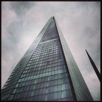 Photo taken at London Bridge Bus Station by Balazs A. on 3/31/2013