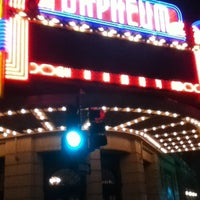 Photo taken at Orpheum Theatre by Kara B. on 11/12/2012