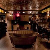 Photo taken at Bathtub Gin by Princess Abigail B. on 1/23/2013