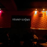Photo taken at Stand Up NY by Fabrizio S. on 4/5/2013
