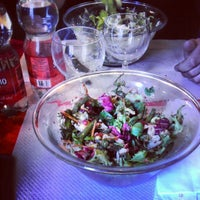 Photo taken at La Taverna Del Duca by Stefano A. on 3/23/2013