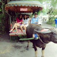 Photo taken at Villa Escudero Plantations And Resort by Nej on 7/27/2013
