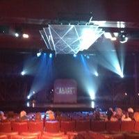 Photo taken at Teatro Procópio Ferreira by Gislene L. on 10/7/2012