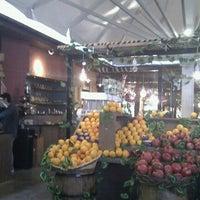 Photo taken at Arasta Bazaar by Arzu Y. on 11/21/2012
