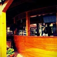 Photo taken at Caffe Bar Tunar by Igor P. on 7/17/2013
