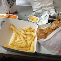 Photo taken at Burger King by Joshua M. on 11/15/2012