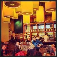Das Foto wurde bei Café.Restaurant Halle von Brad M. am 3/30/2013 aufgenommen