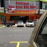 Photo taken at Pasaraya Ban Soon Sdn. Bhd. by MK I. on 9/7/2014
