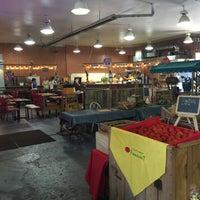 Photo taken at Five Points Market & Get Fresh Cafe by Edgar J. on 7/1/2016