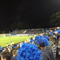 Photo taken at Buck Shaw Stadium by Ron S. on 11/8/2012