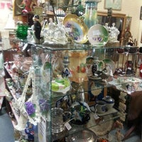 Photo taken at Brass Armadillo Antique Mall by George I. on 7/11/2013