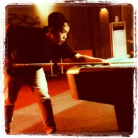 Photo taken at Gaol Billiard Pool & Lounge by Chi A. on 11/8/2013
