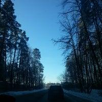 Photo taken at Петрово-Дальнее by Ksuxalisa on 1/26/2013