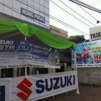 Photo taken at Suzuki Hero Sakti Motor Gemilang by sugimasihada on 9/29/2012