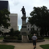 Photo taken at Lafayette Square by Thomas H. on 8/20/2013