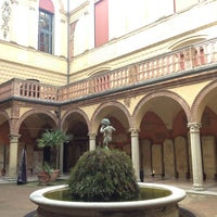 Photo taken at Museo Civico Archeologico by Dinara Z. on 4/6/2013